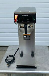 Bunn Cwtf15 aps Automatic Airpot Coffee Brewer With Hot Water Faucet