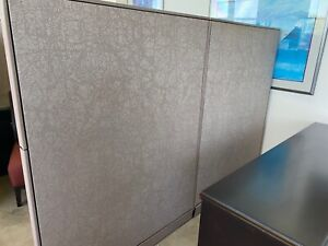 48 X 64 h Room Dividers Partitions Panels By Steelcase Avenir