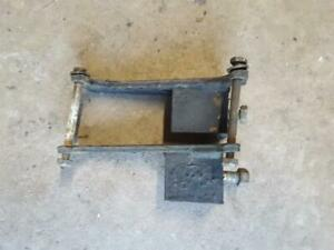 Fisher Minute Mount 8 5 9 5 Ez v Snow Plow Insta act Pump Mounting Brackets Mm