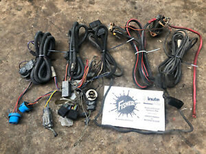 Western Uni mount fisher Minute Mount Wiring 2000 Ford F 250 Plow
