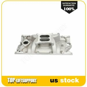 Air Intake Manifold For 1996 up Chevy Vortec L31 Cast Iron