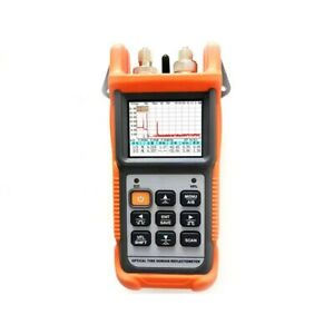Lcd Otdr Optical Time Domain Reflectometer Optical Power Meter 1310nm 1550nm