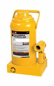 Performance Tool W1636 30 Ton 60 000 Lbs Heavy Duty Hydraulic Bottle Jack