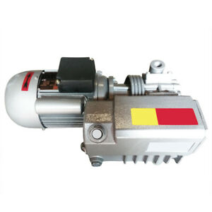 110v 900w Xd 20 Single Stage Rotary Vane Vacuum Pump G1 2 Air Intake Diameter