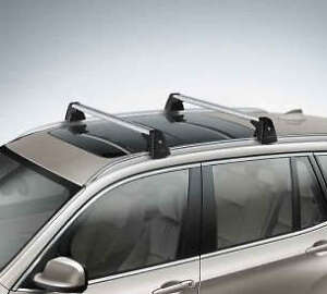 Bmw Oem Factory Roof Rack Base Support System F25 X3 82712338614