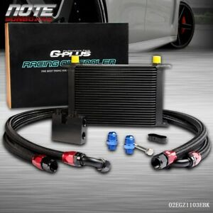 25row An10 Racing Oil Cooler Kit For 06 11 Bmw 3 Series 135 335 335i E90 E92 N54