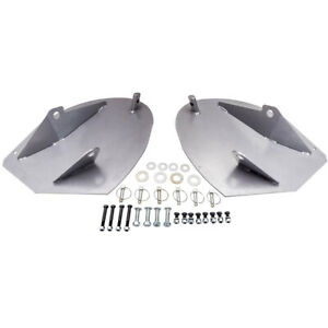 2x Snow Plow Pro wing Width Extender Extension For Pw22