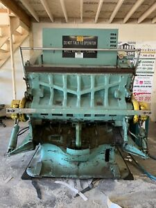 Thomson National Press 38x54 Die Cutter