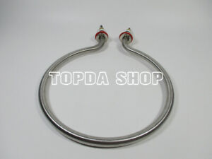 220v 3kw Electric Round Type Immersion Heating Element Water Heater Resistance
