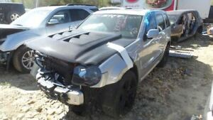 Driver Front Seat Bucket Leather Electric Fits 05 10 Grand Cherokee 648699