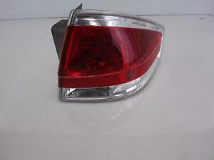 08 Ford Focus Right Passenger Taillight Brake Lamp Chrome Trim R 8s4x 13440 a