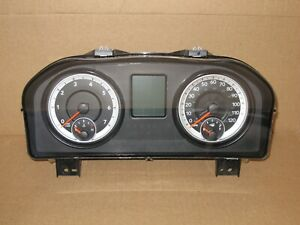 2014 Dodge Ram 1500 2500 3500 Truck 3 5 Screen Speedometer Cluster 85k
