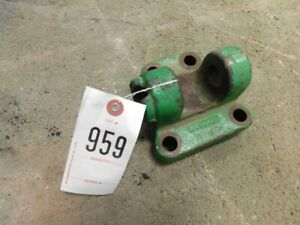 John Deere 4430 Tractor Top Link Bracket Part r33860r Tag 959
