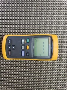 Fluke 51 ii Thermometer Excellent Condition
