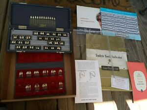Dentsply Trubyte Bioblend Plastic And Denture Teeth Indicator Guides Luxene