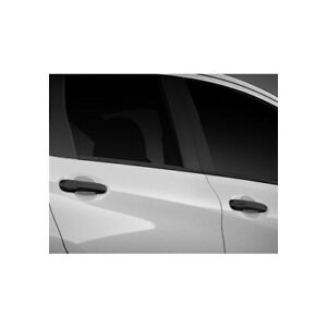 2015 2020 Nissan Versa Black Front Door Handle Covers W I key