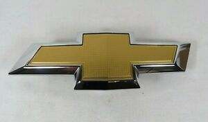 Chevy Equinox Grille Emblem 18 20 Front Grill Genuine Oem Badge Sign Symbol Logo