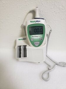 Welch Allyn Digital Thermometer Suretemp Plus 690 With Probe Wall Unit