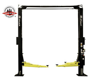 Ali Certificated Apluslift Falcon Tr 10c 10000lb Over Head Car Lift Auto Hoist