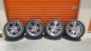 18 Ford Mustang mustang Gt Coupe convertible Oem Alloy Premium Wheels