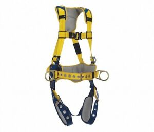 3m Dbi sala Delta 1100797 Full Body Safety Harness Comfort Padded Large x 8