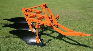 Allis Chalmers No 73 3 Bottom Snap Coupling Plow Wd Wd45 Ac Local Pickup Only