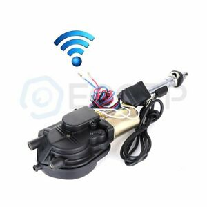 Universal Electric Power Automatic Antenna Car Suv Am Fm Radio Mast Aerial 12v