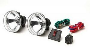 Rampage 5083059 Recovery Bumper Fog Lamp Kit