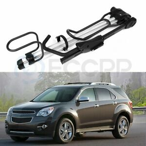 Roof Top Bicycle Universal Car Carrier Rack For One Bike Cargo With Lock 1 Pcs
