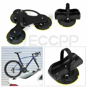 Bicycle 1 Bike Roof Rack Suction Bicycle Rooftop Rack Holder Carrier Durable