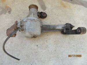 1992 Geo Tracker Front Differential Carrier Housing Please Read Entirety