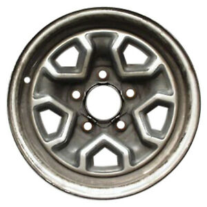 Reconditioned 14x6 Med Grey Wheel For 1982 1993 Chevrolet S10 Pickup 560 05011