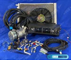 A c kit Universal Underdash Evaporator New 432 1csl W Electrical Harness 14x20