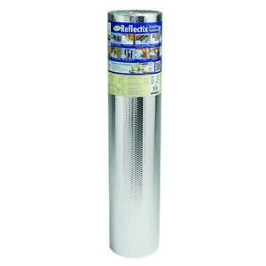 Reflectix Double Reflective Insulation Roll 48 In X 25 Ft Formaldehyde Free