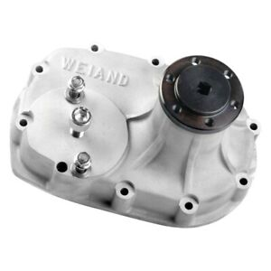 Weiand 6 71 Vintage Drive Gear Cover
