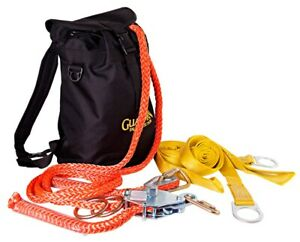 Guardian 60 Polyester Horizontal Lifeline With Tensioner