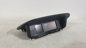 2016 Subaru Wrx Or Sti Center Dash Multi Function Display Screen Boost Gauge Oem