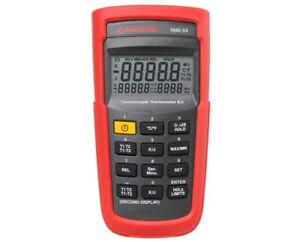 Amprobe Tmd 53 Thermocouple Thermometer K j Type