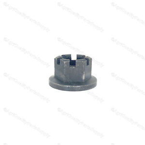 Rotary Cutter Gearbox 1 14 Uns Slotted Hex Flange Nut P n 11 008 501110