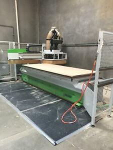 Biesse Rover 24ft Cnc Router woodworking Machinery one Owner Machine