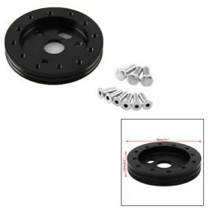 Steering Wheel Hub Adapter Spacer Car For 6 Hole Fit Grant Superior Zky