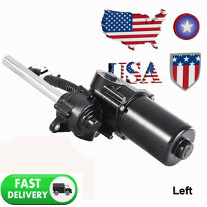 Left Power Running Board Motor 9l7z16a507a For Lincoln Navigator Ford Expedition