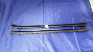 1966 1970 Bonneville Catalina Impala Conv Top Weatherstrip Nos Gm 8715284 87