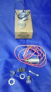 1962 1964 Tempest Lamp Package Instr Panel Compartment Nos Gm 983685