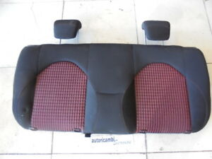 Back Seats Rear Alfa Romeo Mito 1 6 D 5m 88kw 2009 Replacement Used