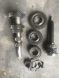 Tremec Borg Warner Ford Mustang Wc Gear Set T5 5 Speed