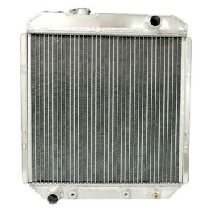 For Ford Mustang 1965 1966 Liland Global 1463aa3r Engine Coolant Radiator