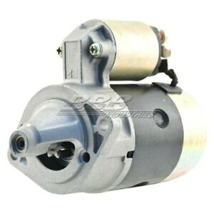 For Suzuki Samurai 1985 1995 Bbb Industries Premium Remanufactured Starter