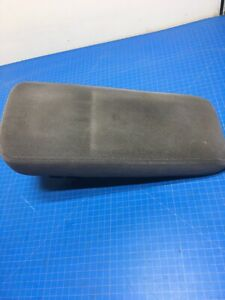 Used Ford Explorer Mercury Mountaineer Center Console Armrest Gray Cloth 91 01