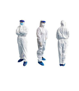 Disposable Protective Coverall Safety Suit